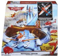 Disney Pixar Planes Fire & Rescue Waterfall Playset